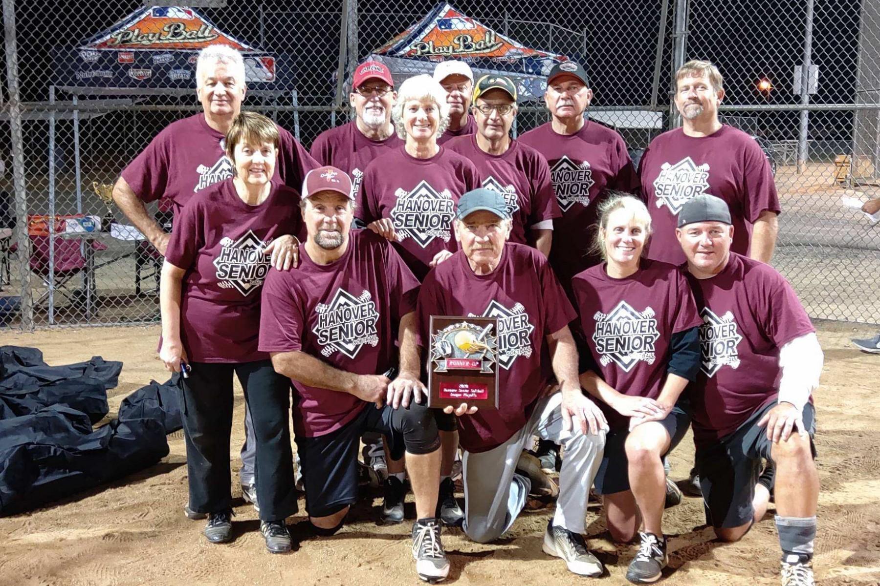 Sport Stitch Playoff Runner Up